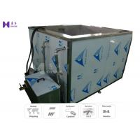 Quality 1200W Ultrasonic Industrial Cleaning Equipment 24Pcs Transducer Direct Vibration Mode for sale