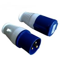 Quality Power cables with industrial plug and socket for sale