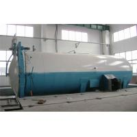 Quality Large Vulcanizing Rubber Autoclave Φ2.85m With Safety Interlock , Automatic Control for sale
