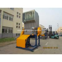 Waste PET Bottles / Drink Plastic Bottle Crusher Machine With CE Certificate for sale