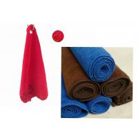 Quality Terry Velour Golf Towel for sale