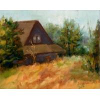 Quality frame painting landscape art picture for sale