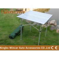 Quality Portable Lightweight Outdoor Dining Tables Aluminum for Garden for sale