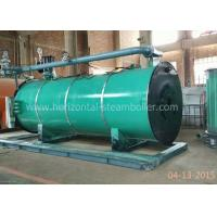 Quality Industrial Oil System Boiler Diesel Gas Fired Chamber Combustion High Performance for sale