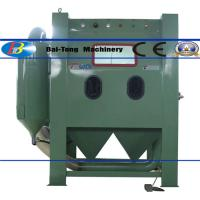Buy Easy Operated Industrial Sandblast Cabinet With Cyclone Separator 1212AMG at wholesale prices