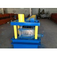 Quality Chain Transimission U Automatic Roll Forming Machine Adjustable by PLC 7.5Kw for sale