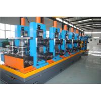 Quality Galvanized Steel Tube Mill Machine 5mm Thickness Pipe With Innovative Design for sale