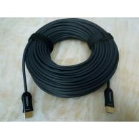 Quality 5Ft - 100Ft HDMI 2.0 Cable 18GB HDMI Fiber Optic / Hybrid Active Cable HDMI 2.0 AOC for sale