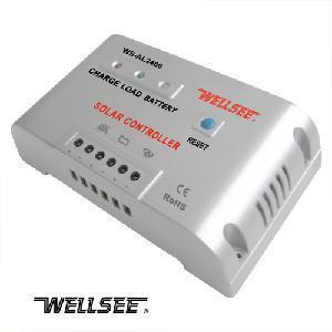 Quality Wellsee WS-AL4860 50A 48V Solar Street Light Controller for sale
