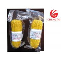 Quality Retail Shop Use Vaccum Retortable Pouches Food Packaging For Cooked Corns for sale