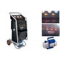 Quality Car R134a A/C Refrigerant Recycling And Recharge Manual Machine for sale