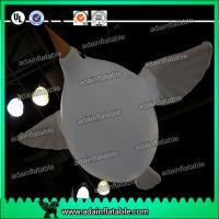 Quality Event Party Hanging Decoration Inflatable flying Bird With LED Light for sale