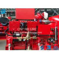 Quality 98 KW Power Fire Water Pump Diesel Engine FM NFPA20 Standard IF05ATH-F for sale