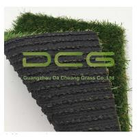 Quality PE Realistic Looking Artificial Grass For Football And Soccer Field for sale