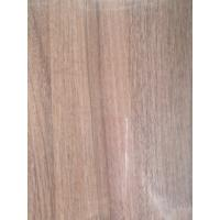 Quality Wood Grain Decorative Paper For Furniture Walnut Design , 1270mm Melamine Impregnated Paper for sale