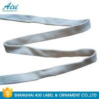 Quality High Tenacity Garment  Accessories / Bags Polyester Woven Tape for sale