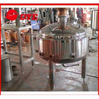 Buy Gin Alcohol Distiller Machine For Low / High Alcohol Concentration at wholesale prices