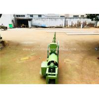 Quality Portable Automatic Steel Wire Cutting Machine / Steel Wire Straightening Machine for sale