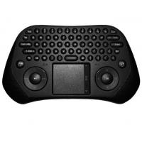 Quality 2.4G Mini Wireless Touch Pad Keyboard for sale