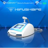 Quality HOT!! ultrasonic beauty machine portable HIFUSHAPE for body sculpting for sale