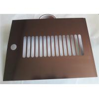 China Household Appliance Mirror Polished Aluminum Sheet Physical Rolling High Purity on sale