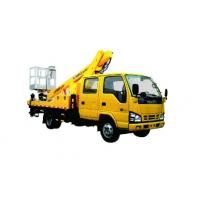 Quality Durable Basket Truck Mounted Lift, 16m XCMG Articulating Boom Lift XZJ5069JGK for sale