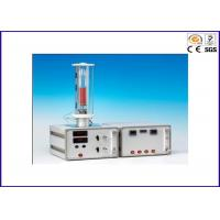 Quality Rubber Oxygen Index Apparatus / Tester With 0.1Mpa Working Pressure for sale
