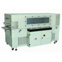 Buy Shrink Tunnel Wrap Machine Turbine Heat Circulation Stainless Steel Shrink Tunnel at wholesale prices