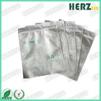 China Customized Logo ESD Moisture Barrier Bag Flexible Structure Aluminum Foil Material on sale