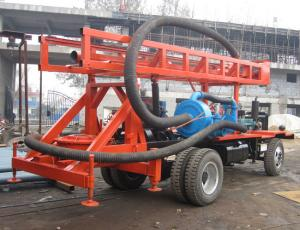 Quality Portable 132kw 300m Well Drilling Machine For Bridge Foundation for sale