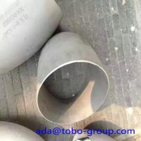 Quality Stainless Steel Elbow Pipe ASTM A182 F51 / UNS31803 / 1.4462 DN 15-1500 for sale
