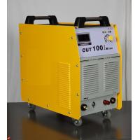 Quality Inverter AC Air Plasma Cutting Machine , Thermal Dynamics Portable Plasma Cutter for sale