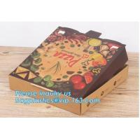 Cheap Paper Pizza Box Corrugated Carton Box With Printed Logo,Personalized Custom Printed Carton Box Paper Cookie Pizza
