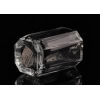 Buy Decorative Glass Perfume Bottles With Pump , Refill Perfume Bottles at wholesale prices