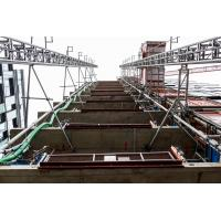 Quality Frequency Conversion Construction Material Hoist SC 320 Double Cage 3200kg Capacity for sale