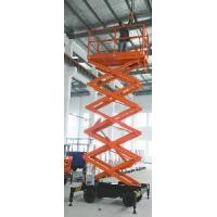China Half-Electric Scissor Lifting 6000mm-11000mm on sale