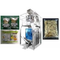 Quality Small Puffing Snack Food Bagging MachineWith Ten Heads Weigher 20 - 500g / Bag for sale