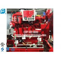 Quality Holland Original DeMaas Fire Pump Diesel Engine 52KW With Low Speed , UL Listed for sale
