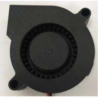 Quality factory price UL CE RoHS 50x50x15mm 5015 12v 24v dc centrifugal fan that blow cold / hot air for sale