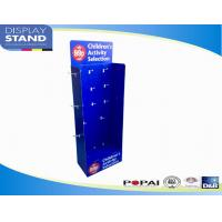 Buy cheap Cardboard Display Stand for Christmas Ornaments, Display Shelf for Gift from wholesalers