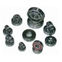 Quality 6220, 61821 Deep Groove Ball Bearings With Snap Ring Groove For Machine Tools for sale
