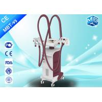 Quality Vertical Facial And Body Slimming Machine , Cavitation Vaccum RF Beauty Machine With CE for sale