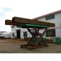 China 5000mm Height Stationary Hydraulic scissor lift table 5000Kg for Work Shop / Theatre on sale