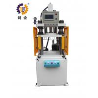 High Performance Four Column Hydraulic Press Machine For Protective Film / Clamping - Piece