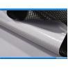 Buy cheap Heytex PVC advertising black back flex banner from wholesalers