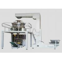 Quality Automatic VFFS Vertical Form Fill Seal Packaging Machines For Pouch / Small Bag Packing for sale