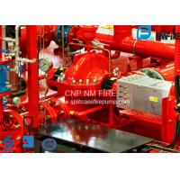 Quality Firefighting Double Suction Horizontal Split Case Pump 500PM @ 115 PSI for sale