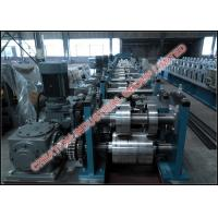 Buy CZ Shapes Interchangeable Purlin Roll Forming Machines with High Speed and Good at wholesale prices