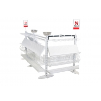 China Shelf Queuing System Retail Queuing System POS Queuing System Gondola Shelving for Checkout on sale