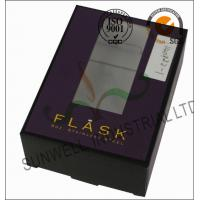 Buy Digital Printing Luxury Product Packaging Boxes For Electronics Gold Stamping at wholesale prices